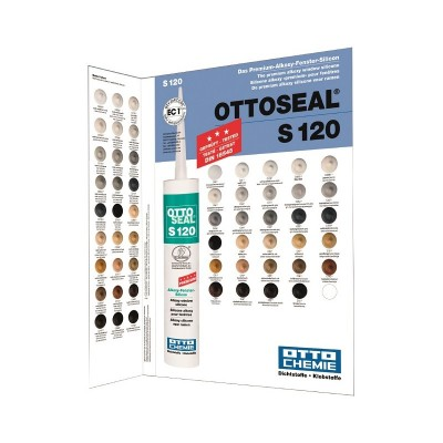 Color guide OTTOSELA S 120